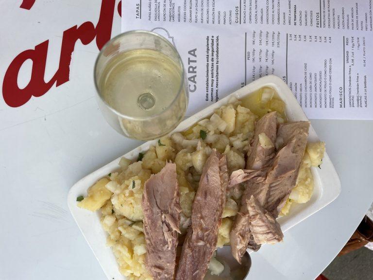 Comer en Sanlúcar de Barrameda